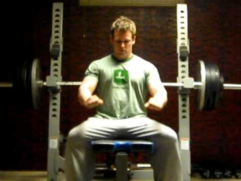 bench press lockout 445 lb bench press lock out 7 quot from chest level at 205