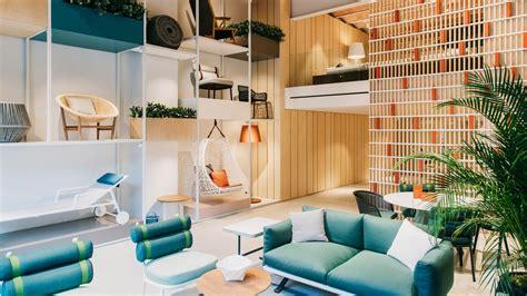 urquiola outdoor furniture urquiola s showroom interior for kettal