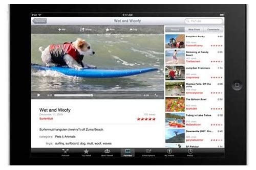 descargar video youtube app ipad