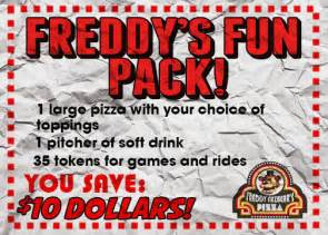 Freddy faz bears pizza inside building elhouz