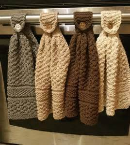 Kitchen Towels To Knit 25 Best Ideas About Crochet Kitchen Towels On