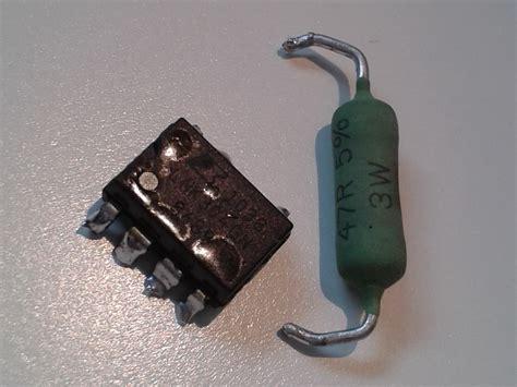 Hair Dryer Switch Repair printed circuit board repairs for tumble dryers aeg