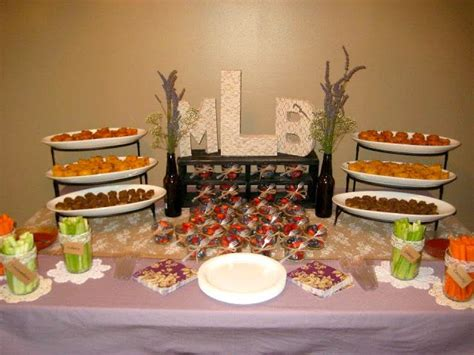 Bridal Shower Food Ideas by Bridal Shower Food Ideas Wedding