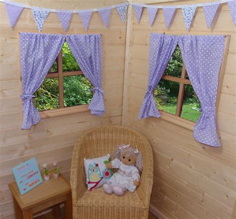 playhouse curtains playhouse curtains wendy house curtains outdoor house