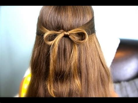cool easy hairstyles for school youtube the subtle bow guests elle blair fowler cute girls