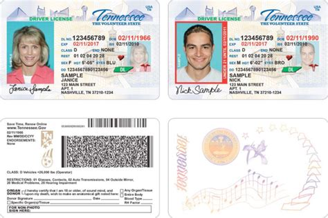 tennessee id card template criminals side step security measures to get kansas