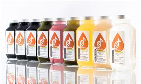 14 Day Juice Detox by 3 Or 14 Day Juice Cleanse Water Fusions Groupon
