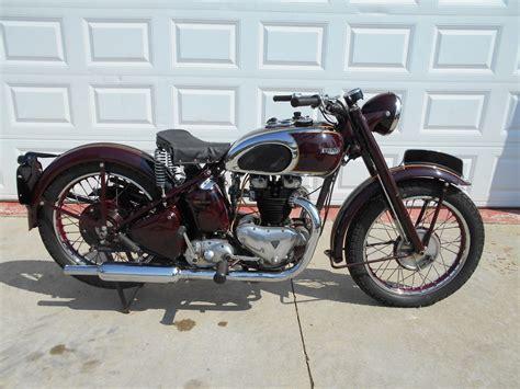 Westport Suzuki 1948 Triumph Speed Motorcycle From Westport In Today