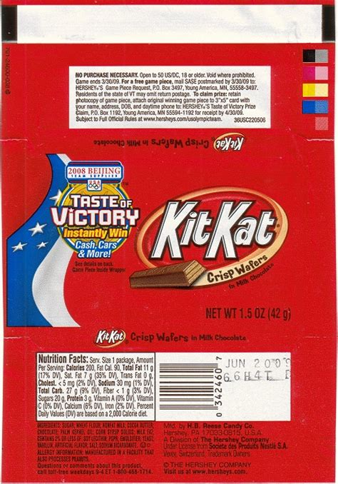 Kitkat Label Template 97 kit wrapper template calla kit wrapper