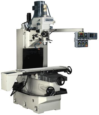 Knee And Bed Milling Machines