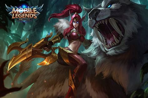 mobile legend terbaru wallpaper mobile legends irithel gudang wallpaper