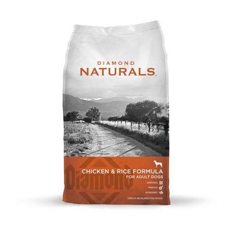 diamond naturals adult chicken rice dog food diamond naturals adult chicken rice dog food