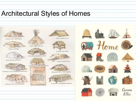 different architectural styles architectural design