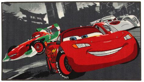 tappeto disney tappeto per cameretta bambini disney cars world racing