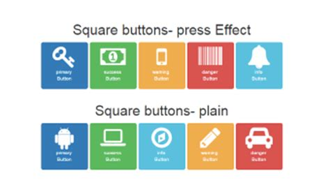 bootstrap layout buttons bootstrap templates page 3 prepbootstrap