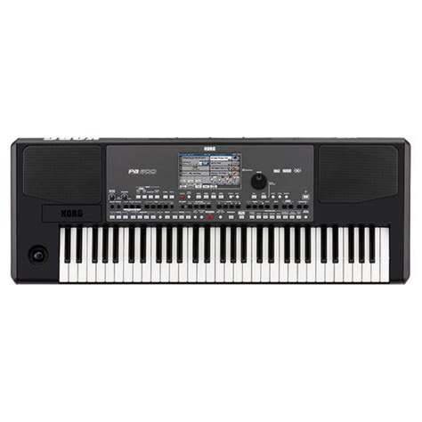 Keyboard Pa 600 disc korg pa600 arranger keyboard at gear4music