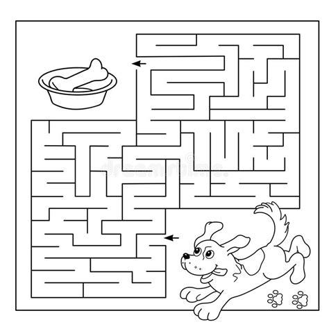 Puzzle Tombol Tranport education maze or labyrinth for preschool children