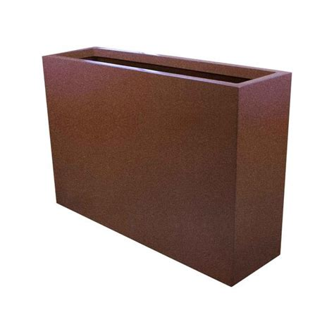 Narrow Planter Boxes by Narrow Planter Boxes Fiberglass 24 Quot 24 Quot 36