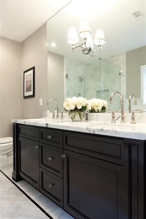 black vanity bathroom ideas best 20 black cabinets bathroom ideas on