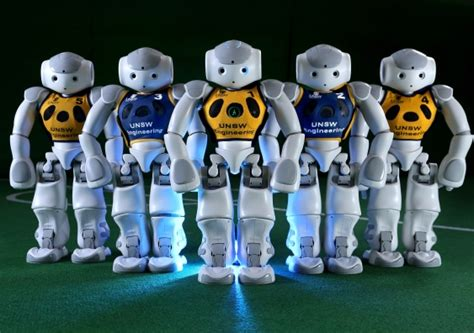 Robot Winner Heros australia defeats germany to win robocup world title unsw newsroom