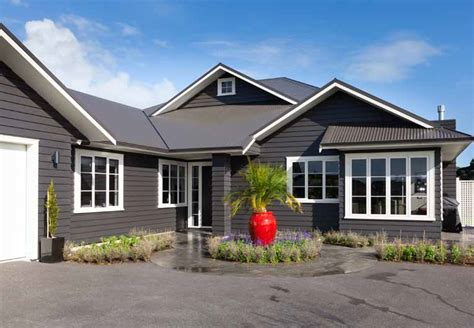 colonial style homes new zealand house design ideas