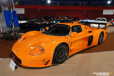 maserati mc12 orange the crew car wish list forums page 66