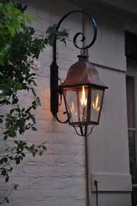 gas outdoor lights gas lantern colonial plantation caribbean style