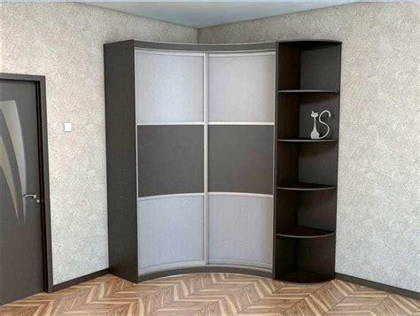 Corner Bedroom Furniture by Corner Wardrobe Closet And Corner Shelves Design For Small