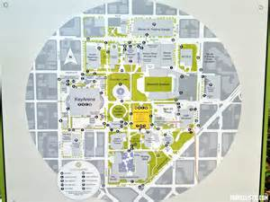 Seattle Center Map by Inspiring The Future At The Seattle Space Needle
