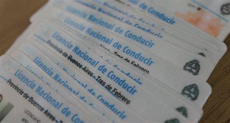 Licencias De Conducir Municipalidad De Tres De Febrero | licencias de conducir municipalidad de tres de febrero