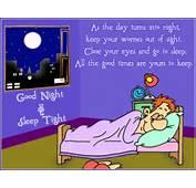 Goodnight Quotes Funny Cartoon QuotesGram