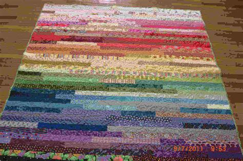 Jelly Rolls Quilt by Jelly Roll Quilt Quilting