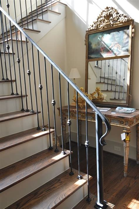 iron stair banister best 25 wrought iron railings ideas on pinterest