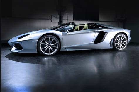 convertible lamborghini new lamborghini aventador roadster finally revealed