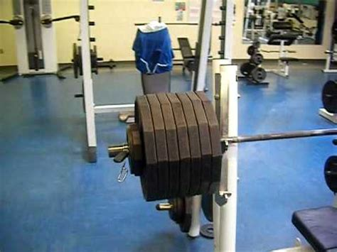 single ply bench press allen baria 705lbs bench training youtube