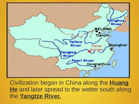 world map rivers huang he huang he river valley