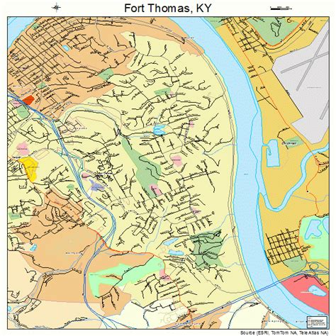 kentucky map fort fort ky pictures posters news and on