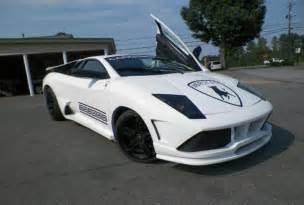 Lamborghini Car Kits Want To Own A Lamborghini For Only 3 995 Not So Fast