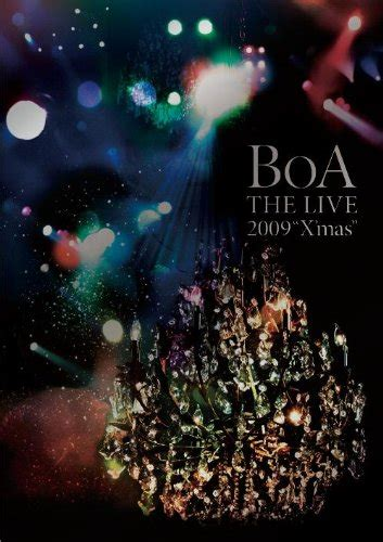 Boa Boa Boa The Live 2009 X by Dvd Boa Boa The Live 2009 X Mas2010 03 03発売 Dvd情報 Allcinema