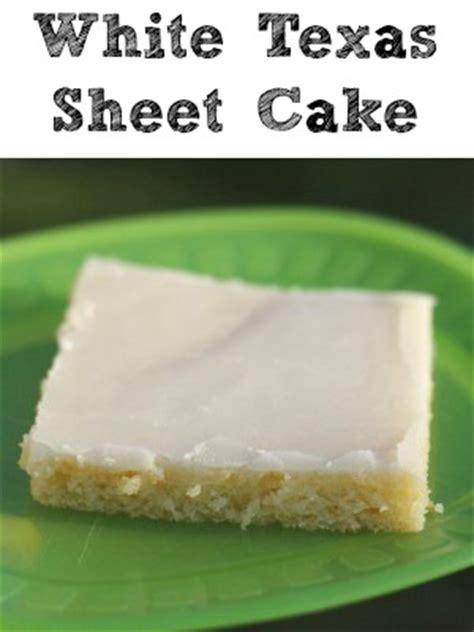 cooking light texas sheet cake easy dessert recipe white texas sheet cake