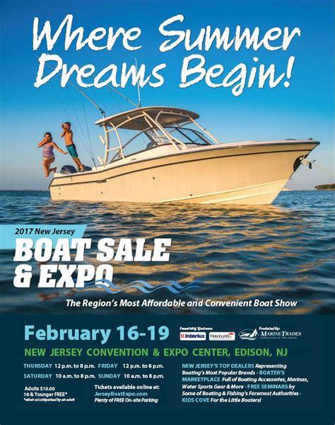 2017 new jersey boat sale and expo with bridge marina - Nj Boat Show 2017