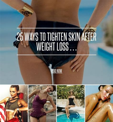 does losing weight reduce neck skin sag 58 best images about tighten loose skin on pinterest