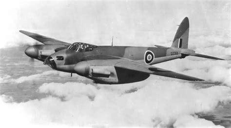 world war ii aircraft show ii h2g2 de havilland mosquito world war ii aircraft edited entry