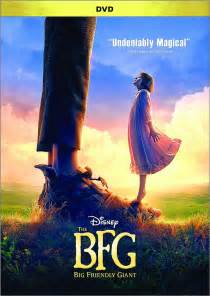 thanksgiving release movies the bfg dvd release date november 29 2016