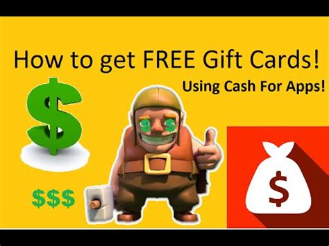 Watch Videos Earn Gift Cards - how to get free gift cards how to get free clash of clans gems cash for apps