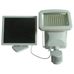 nature power outdoor 144 led solar powered motion