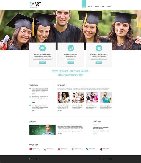 drupal theme education site university responsive drupal template 53894