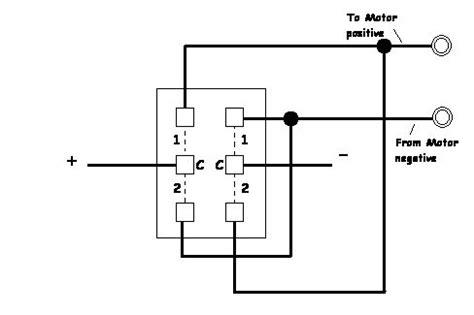 dpdt motor reverse switch wiring diagram | get free image