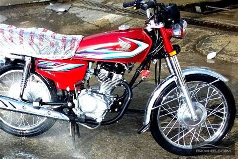 honda cg 125 used honda cg 125 2015 bike for sale in gujrat 139057