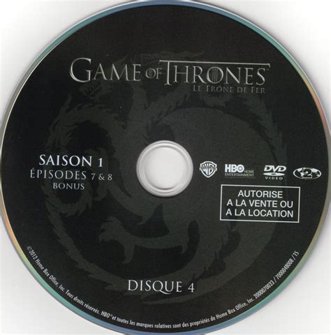 le trne de fer of thrones saison 1 bande annonce vf